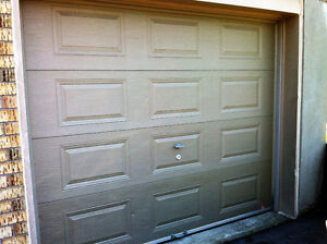 GARAGA Standard Garage Door