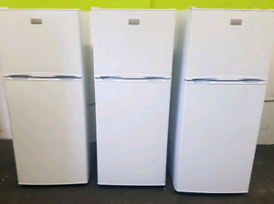 Apartment size fridges - 18 MONTHS WARRANTY parts and labour!