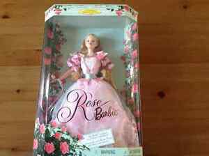 Barbie de la collection Jardins fleuris