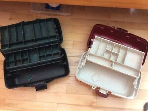 Fishing tackle box $10 each firm!
