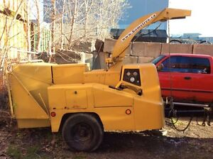 Déchiqueteuse Vermeer BC 1000 - 2001  Wood Chipper