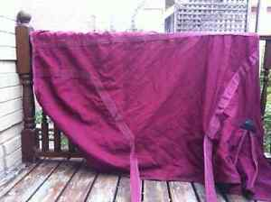 """78"""" SHEDROW DELUXE SHEET JUST LIKE BRAND NEW!!"""