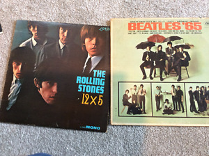 LP albums & many 78 records