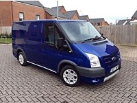 Ford Transit van 2007 ready for work PRICE TO CLEAR