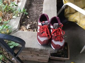 BOYS RUNNING SHOES- NEW BALANCE