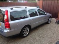 V70 diesel automatic (55 plate)