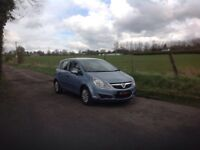 24/7 Trade sales NI Trade prices for the public 2007 Vauxhall Corsa 1.3 Life Blue 5 Door
