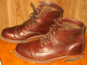Wolverine 1000 Mile Boots Sz 9.5 (will fit Sz 10)
