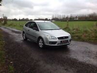 24/7 Trade sales NI Trade Prices for the public 2005 Ford Focus 1.6 Sport 3 door motd April 18