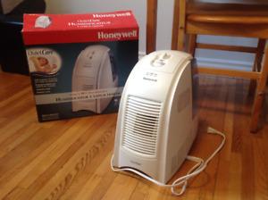 Humidificateur Honeywell Quietcare