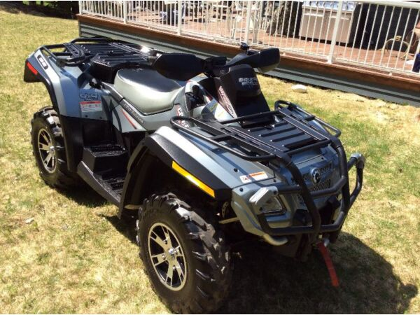 Used 2007 Can-Am OUTLANDER limited
