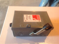 enclosed 30 amp power switch