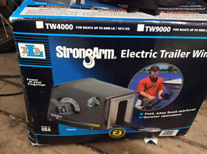 Strong Arm Electric Trailer Winch