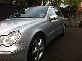 Mercedes-Benz c230 avantgarde se