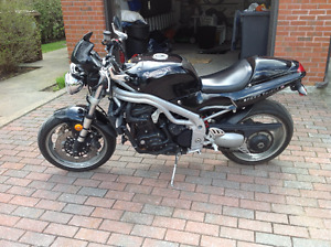 2001 Triumph Speed Triple 955i