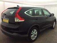 HONDA CR-V 1.6 I-DTEC 2.0 2.2 I-VTEC SE- T 4WD 2WD SR EX FROM £57 PER WEEK!