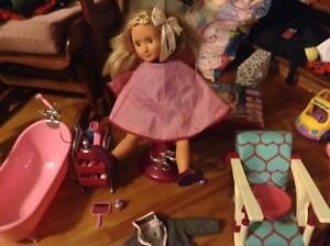 Our Generations dolls and accessories