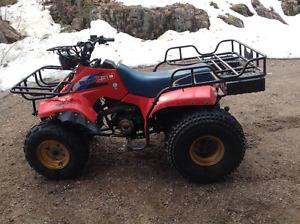 1986 230 cc quadrunner for sale