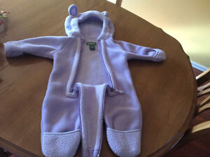 Brand New LL BEAN Infant Size 3-6M
