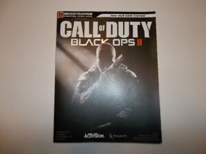 CALL OF DUTY BLACK OPS II – BRADYGAMES Signature Series Guide