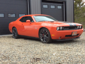 SOLD.......2009 dodge challenger srt8 ..sunroof .6 speed