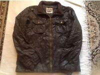 Levis mens jacket XXL used £2