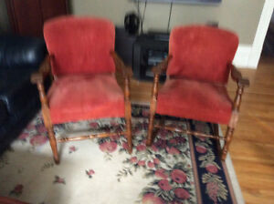 Antique chairs London Ontario image 1