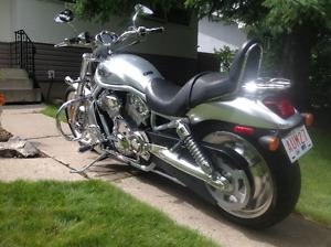2002 Harley Davidson V Rod