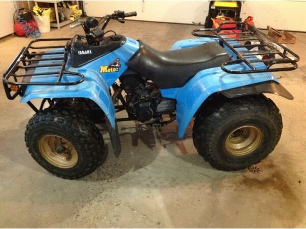 1987 yamaha moto 4 images reverse search for Yamaha moto 4 80 for sale