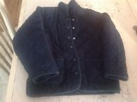 Girls quilted pattern spring or fall jacket size 5 $10.00