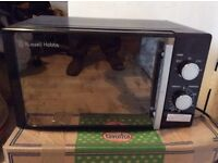 MICROWAVE £40 COLLECTION FROM HANGER LANE - RUSSELL HOBBS