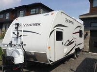 roulotte Jay Feather sélect 2011 modèle X213