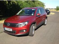 VW TIGUAN (170 BHP) SPORT 4WD - ONLY 46k only