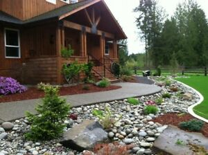 Fall Clearance Sale, Interlock Pavers, Soil, Gravel