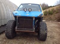 """Mud Buggy with 38 1/2"""" bloggers"""