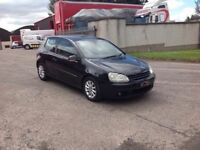 24/7 Trade sales NI Trade Prices for the public 2005 Volkswagen Golf 2.0 GTTDI Black 3 door
