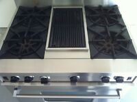 36' Garland Gas Stove