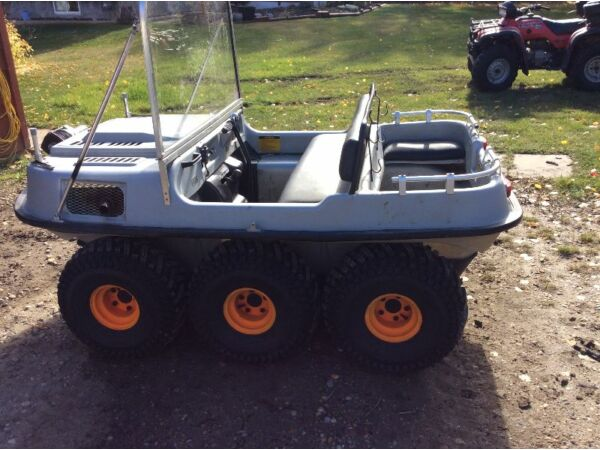 Used 1992 Argo 6x6 Vanguard