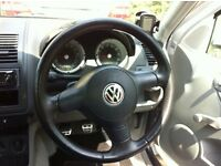 Vw polo 6n2 GTI leather steering wheel
