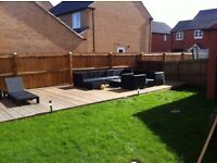 Decking Sale! 20% off fitting