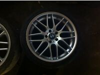 "csl alloy wheels 19"" bmw 5x120"