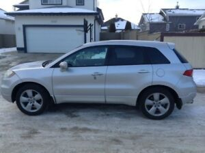 2008 ACURA RDX AWD TURBO 4CYL AUTOMATIC CLEAN PROOF