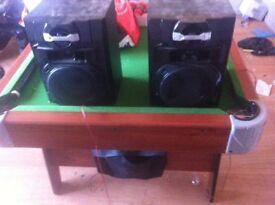 75 watt speakers