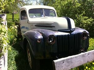 1947 Ford 2-Ton Truck - With Ownership - Rat Rod????