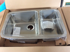 Twin SS Sink - New
