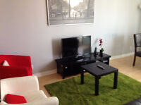 1 bedroom + den furnished located in Mississauga