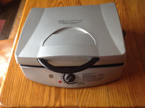 GENERAL ELECTRIC HOME GRILL