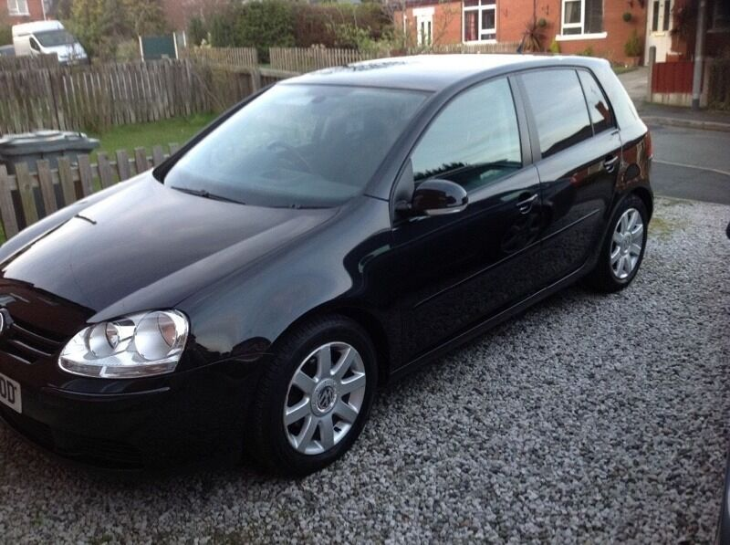 VW GOLF 1.9 TDI SPORT AUTOMATIC- FULL SERVICE HISTORY, CAMBELT AND PUMP REPLACED