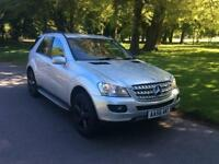 2007 MERCEDES BENZ ML280 CDI EDITION S 5 DOOR AUTOMATIC CHEAP