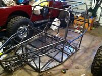 Dune buggy cage